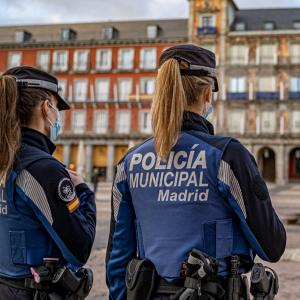 LISTADO DE APTOS RECONOCIMIENTO MÉDICO PROMOCIÓN 53 POLICÍA MUNICIPAL DE MADRID: