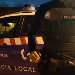 EXAMEN DE CONOCIMIENTOS POLICÍA LOCAL CIEMPOZUELOS: