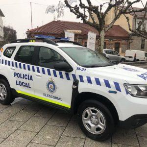 ABIERTO PLAZO DE INSTANCIAS 2 PLAZAS POLICÍA LOCAL EL ESCORIAL: