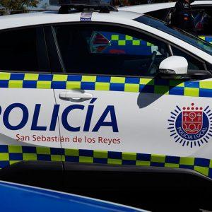 12 NUEVAS PLAZAS EN LA POLICÍA LOCAL DE SAN SEBASTIÁN DE LOS REYES: